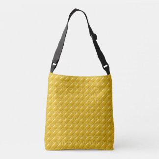 Bolsa Ajustável Amarelo do açafrão
