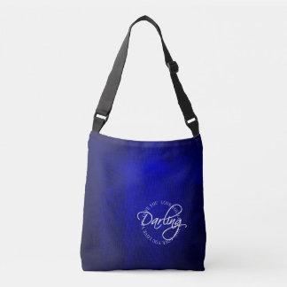 Bolsa Ajustável Ame-o querido, sacola