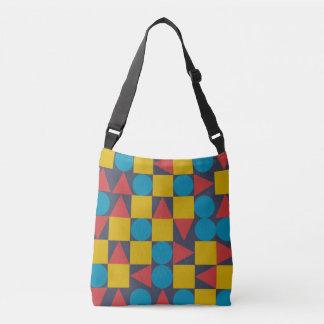 Bolsa Ajustável Amo/costume toda sobre - imprima o saco para o