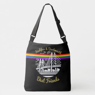Bolsa Ajustável Arco-íris da bandeira do orgulho dos melhores