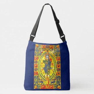 Bolsa Ajustável Arte popular bizantina Jesus