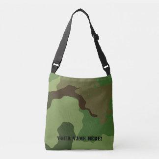 Bolsa Ajustável As forças armadas tradicionais camuflam