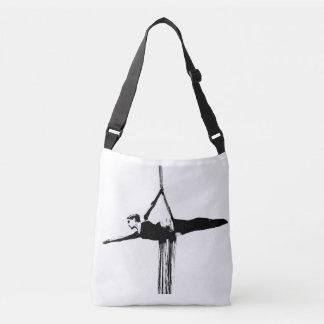 Bolsa Ajustável As sedas aéreas cruzam o saco do Gym do saco para