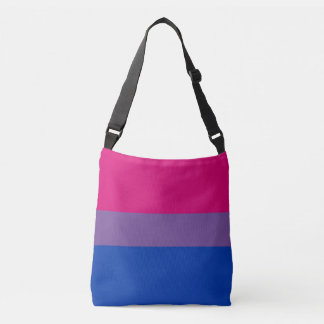 Bolsa Ajustável Bandeira bissexual