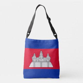 Bolsa Ajustável Bandeira de Cambodia
