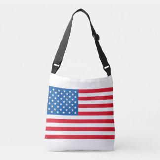 Bolsa Ajustável Bandeira dos Estados Unidos da bandeira dos EUA