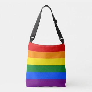 Bolsa Ajustável Bandeira LGBT do arco-íris do orgulho gay