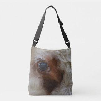 Bolsa Ajustável Beleza no olho da vaca do espectador