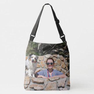 Bolsa Ajustável Bennett - mini australiano - Rosie - praia de