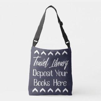 Bolsa Ajustável Biblioteca de viagem