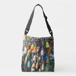 Bolsa Ajustável Bóias coloridas da lagosta