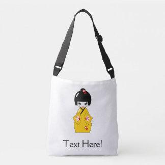 Bolsa Ajustável Boneca japonesa