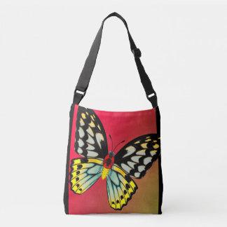 Bolsa Ajustável Borboleta de Birdwing dos montes de pedras, dorsal