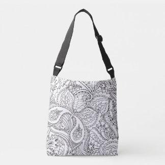 Bolsa Ajustável Borboleta floral decorativa - o múltiplo colore o