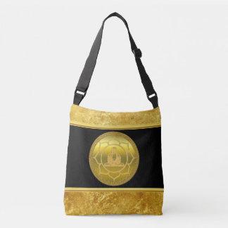 Bolsa Ajustável Buddha que faz a folha de ouro espiritual da