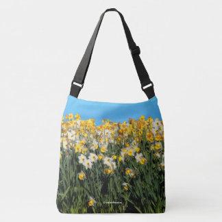 Bolsa Ajustável Cama bonita dos Daffodils