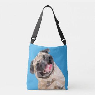 Bolsa Ajustável Cão bonito dos espanadores