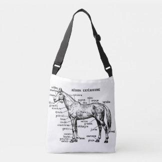 Bolsa Ajustável Cavalo