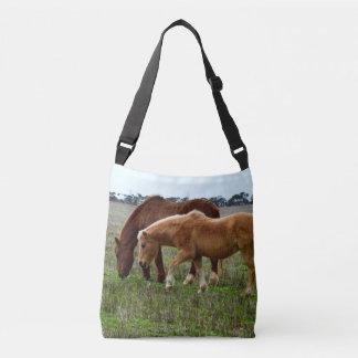 Bolsa Ajustável Cavalos Woolly do inverno,