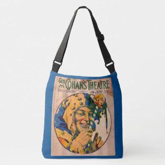 Bolsa Ajustável cobrir do playbill do teatro de Cohan do 1920