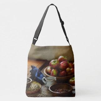Bolsa Ajustável Comida - fruta - apronte para o pequeno almoço
