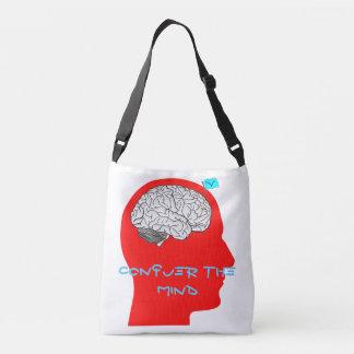 Bolsa Ajustável Conquiste a sacola da mente