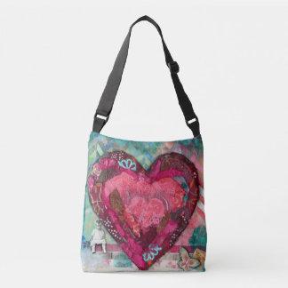 Bolsa Ajustável Coração de uma sacola da criança