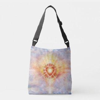Bolsa Ajustável Coração H038 celestial