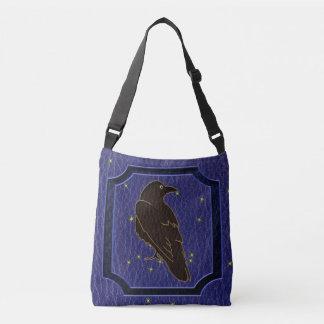 Bolsa Ajustável Corvo do zodíaco do nativo americano do