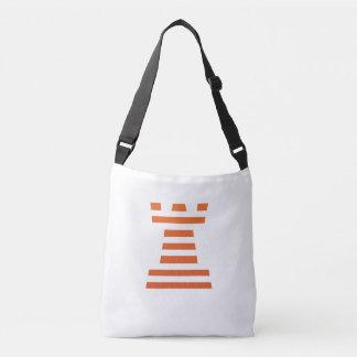 Bolsa Ajustável Costume de ChessME toda sobre - imprima o saco