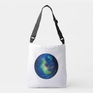 Bolsa Ajustável Costume do espaço toda sobre - imprima o saco para