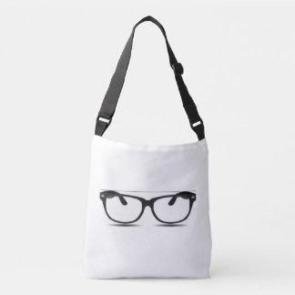 Bolsa Ajustável Cruze sobre o saco