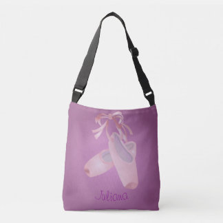 Bolsa Ajustável Dança do balé dos miúdos personalizada