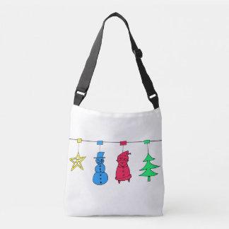 Bolsa Ajustável Decorações da árvore de Natal