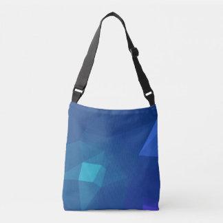 Bolsa Ajustável Design abstrato & limpo de Geo - flor do rio