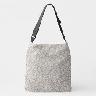 Bolsa Ajustável Design de vidro Crackled do redemoinho - diamante
