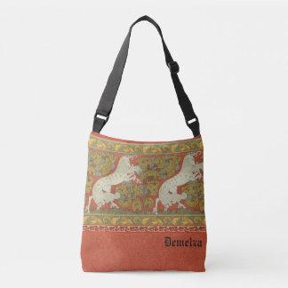 Bolsa Ajustável Design medieval dos cavalos