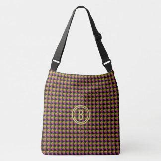 Bolsa Ajustável Design surpreendente bonito do logotipo das cores