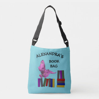 Bolsa Ajustável Dragão cor-de-rosa impertinente bonito