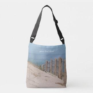 Bolsa Ajustável Duna de areia e cerca da praia