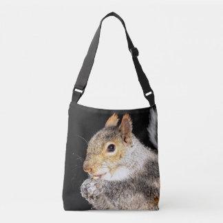 Bolsa Ajustável Esquilo que come uma porca