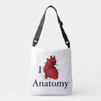 Bolsa Ajustável Eu amo a anatomia