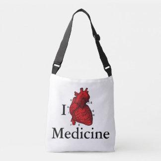 Bolsa Ajustável Eu amo a medicina