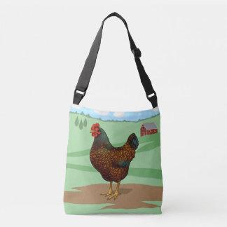 Bolsa Ajustável Eu amo minhas galinhas de Barnevelder