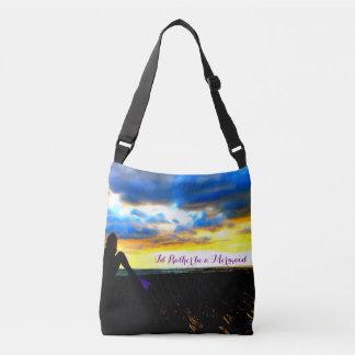 Bolsa Ajustável Eu preferencialmente seria uma sacola da sereia