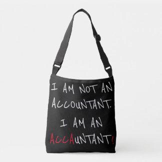 """Bolsa Ajustável """"Eu sou um ACCAUNTANT """""""