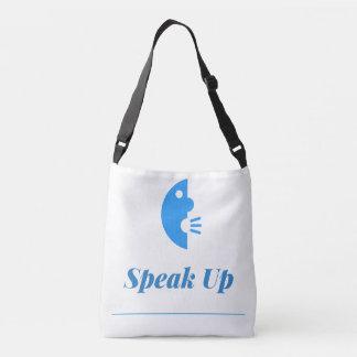 Bolsa Ajustável Fale acima do saco