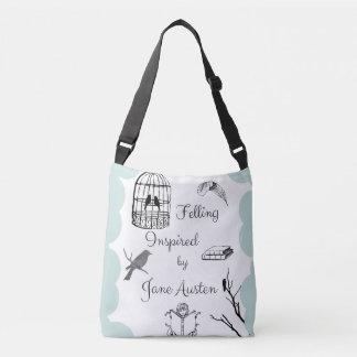 Bolsa Ajustável Felling inspirado por Jane Austen
