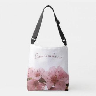 Bolsa Ajustável Flor do pêssego
