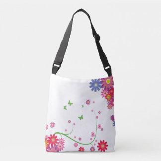 Bolsa Ajustável Floral colorido simples